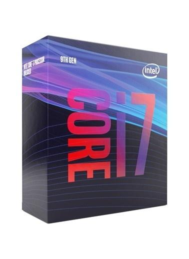 Intel Core i7 9700 3.0GHz 12MB Önbellek 8 Çekirdek 1151 14nm İşlemci Renkli